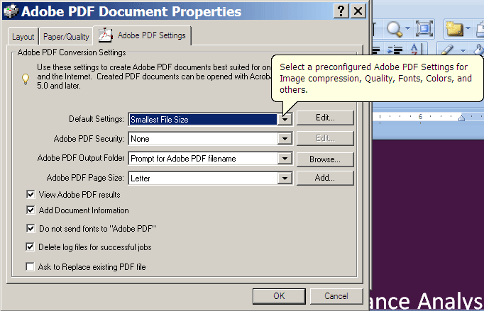 Splitting PDF Files - How to split large PDF files to fit in